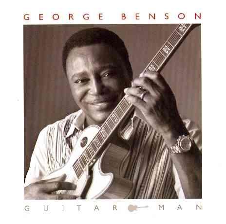 GUITAR MAN BY BENSON,GEORGE (CD)