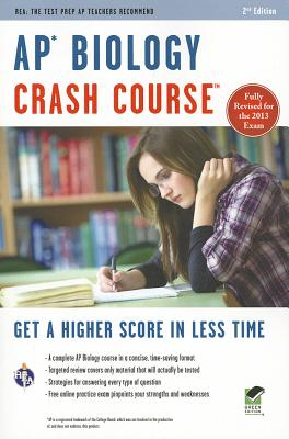 AP Biology Crash Course By D'alessio, Michael/ Gross, Lauren